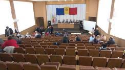 Ședința Consiliului Municipal Chișinău din 31 martie 2021