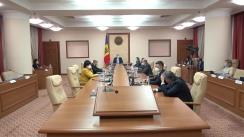 Ședința Guvernului Republicii Moldova din 30 martie 2021 (partea II-a)