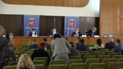Ședința Consiliul Județean Iași din 31 martie 2021