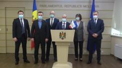 Declarația Grupului PRO MOLDOVA în timpul ședinței Parlamentului Republicii Moldova din 31 martie 2021
