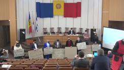 Ședința Consiliului Municipal Chișinău din 2 aprilie 2021