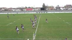 Meciul de Rugby între CS SCM Timișoara - CS Universitatea Cluj. Cupa României