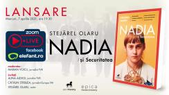 """Lansarea cărții """"Nadia și Securitatea"""" de către Stejarel Olaru"""