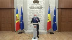 Briefing de presă organizat de Ministerul Afacerilor Interne privind cazul de dispariție a ex-judecătorului ucrainean, Mikola Ceaus