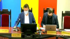 Ședința Comisiei Electorale Centrale din 5 aprilie 2021