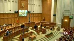 Ședința în plen a Camerei Deputaților României din 7 aprilie 2021