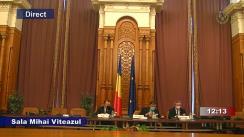 Ședința comisiei pentru sănătate și familie a Camerei Deputaților României din 8 aprilie 2021