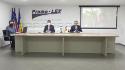 """Briefing de presă organizat de Asociația Promo-LEX cu tema """"Prima condamnare definitivă de către instanțele constituționale de judecată a unui """"milițian"""" din regiunea transnistreană pentru aplicarea torturii"""""""