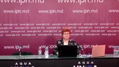 """Conferința de presă cu tema """"Prezentarea Raportului Avocatului Poporului privind respectarea drepturilor și libertăților omului în Republica Moldova în anul 2020"""""""