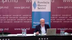 """Dezbateri publice organizate de Agenția de presă IPN cu tema """"Coexistența"""", """"războiul"""" sau """"diplomația"""" vaccinurilor în lume? Impactul asupra Moldovei"""""""
