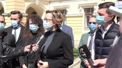 Declarațiile membrilor USR PLUS care au partcipat la întâlnirea cu Primarul Municipiului Iași și grupul PNL Iași, pentru a negocia un parteneriat de guvernare locală