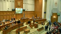 Ședința în plen a Camerei Deputaților României din 12 aprilie 2021