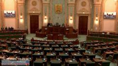 Ședința în plen a Senatului României din 14 aprilie 2021