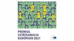 """Evenimentul de acordare a """"Premiului cetățeanului european 2020"""""""