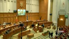 Ședința în plen a Camerei Deputaților României din 13 aprilie 2021