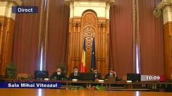 Ședința comisiei juridice de disciplină și imunități din 13 aprilie 2021