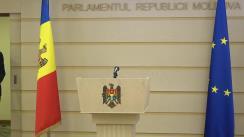 """Declarația deputatului Octavian Țîcu la tema """"Cu privire la comportamentul de intimidare din partea Partidului Șor"""""""