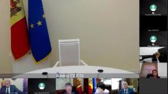 Ședința Guvernului Republicii Moldova din 14 aprilie 2021