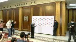 Declarație de presă susținută de co-președintele USR PLUS, Dan Barna