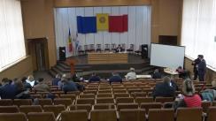 Ședința Consiliului Municipal Chișinău din 15 aprilie 2021