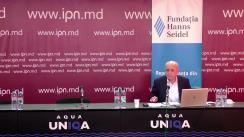 """Dezbaterea publică organizată de Agenția de presă IPN la tema """"Decizia Curții Constituționale: ce s-a întâmplat și ce se va întâmpla în Moldova?"""""""