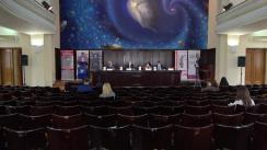 """Dezbaterea """"Virusarea legitimității în post-democrație"""", organizată de Grupul editorial Universul Juridic, în parteneriat cu Facultatea de Drept a U.A.I.C Iași, în prezența prof.univ.dr. Tudorel Toader"""