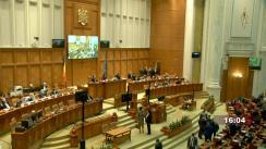 Ședința în plen a Camerei Deputaților României din 19 aprilie 2021