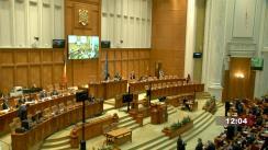 Ședința în plen a Camerei Deputaților României din 20 aprilie 2021