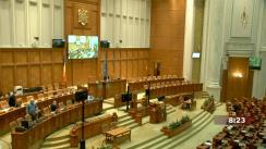 Ședința în plen a Camerei Deputaților României din 21 aprilie 2021