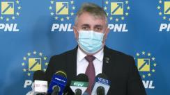 Declarație de presă susținută de Ministrul Afacerilor Interne, Lucian Bode
