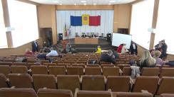 Ședința Consiliului Municipal Chișinău din 20 aprilie 2021