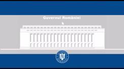 Conferință de presă după ședința Guvernului României din 21 aprilie 2021