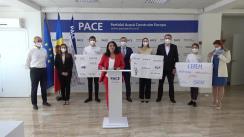 """Conferința de presă """"Persecutarea Președintelui Partidului Gheorghe Cavcaliuc și a membrilor PACE de către Procuratura Generală și oponenții politici"""""""