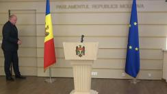 Declarațiile lui Vasile Bolea în timpul ședinței Parlamentului Republicii Moldova din 22 aprilie 2021