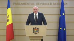 Declarațiile lui Vasile Bolea în timpul ședinței Parlamentului Republicii Moldova din 23 aprilie 2021