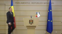 Declarațiile lui Andrian Candu în timpul ședinței Parlamentului Republicii Moldova din 23 aprilie 2021
