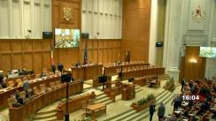 Ședința în plen a Camerei Deputaților României din 26 aprilie 2021