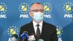 Declarație de presă susținută de Ministrul Educației și Cercetării, Sorin Cîmpeanu