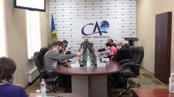 Ședința Consiliului Audiovizualului din 28 aprilie 2021
