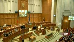 Ședința în plen a Camerei Deputaților României din 5 mai 2021