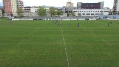 Meciul de Rugby între CSM Știința Baia Mare - CS SCM Timișoara. SuperLiga 2020-2021