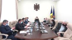 Ședința Consiliului Superior al Procurorilor din 29 aprilie 2021