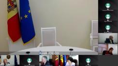 Ședința Guvernului Republicii Moldova din 29 aprilie 2021
