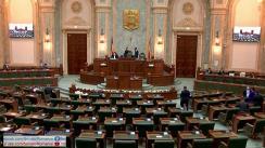 Ședința în plen a Senatului României din 4 mai 2021