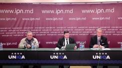 """Conferința de presă organizată de Avocat Dr. Nicolae Marian cu tema """"Cerem anularea plăților pentru tranzitul energiei termice prin țevile aflate în apartamentele debranșate de la sistemul de încălzire centralizat"""""""