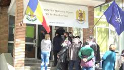 Startul maratonului de vaccinare, la Spitalul Militar din Iași