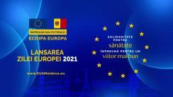 Lansarea oficială a Zilei Europei 2021