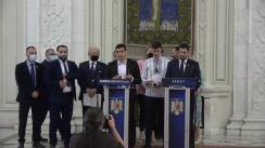 AUR - partid politic înregistrat și la Chișinău - va participa la alegerile din 11 iulie. Apel pentru românii din Țară și diaspora
