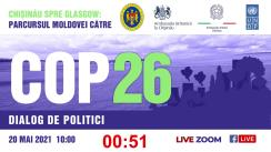 Chișinău to Glasgow: Moldova's Roadmap to COP26