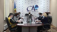 Ședința Consiliului Audiovizualului din 12 mai 2021